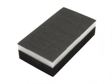 Hand Sanding Block Double Sided Medium/Soft 70 x 125mm